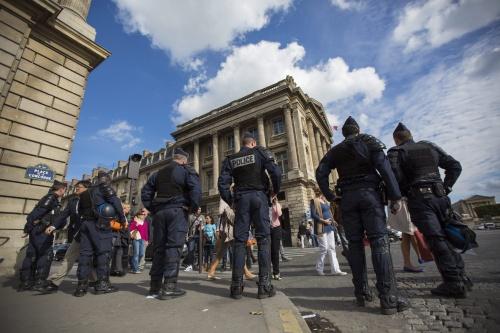 Tientallen arrestaties bij Frans islamprotest