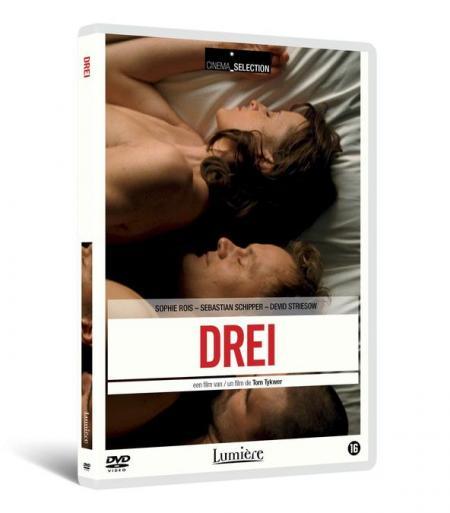 Drei - dvd-cover