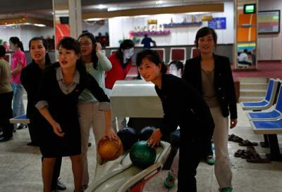 Koreaans bowlen