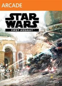 Star Wars: First Assault boxart