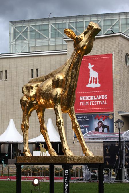 NFF - Uitreiking Gouden Kalveren