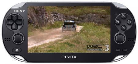 WRC 3 vita