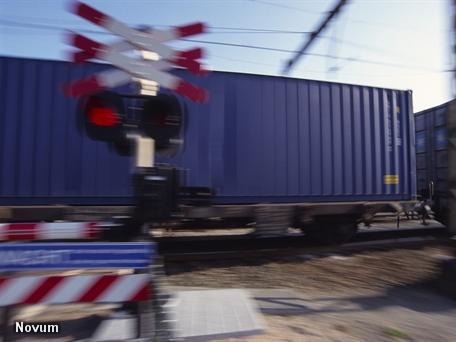Door Breda rijden meeste goederentreinen (Foto: Novum)