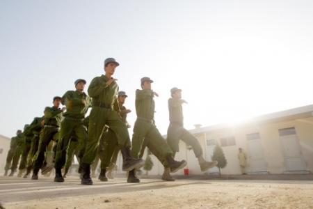 Opleiding onderofficieren Kunduz opgeschort