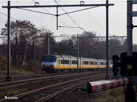 Langere en extra treinen bij start Tour (Foto: Novum)