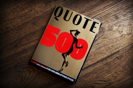 Quote 500 als leidraad voor inbrekers