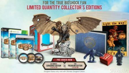 Bioshock: Infinite Ultimate Songbird Edition