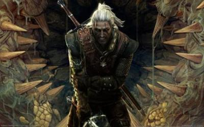 The Witcher 2 pain