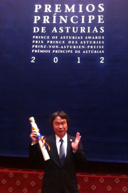Miyamoto  principe de asutrias award