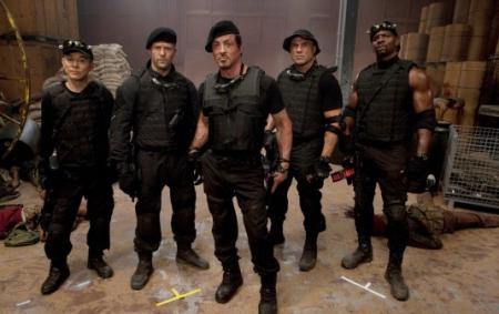 Eerste teaser The Expendables 3