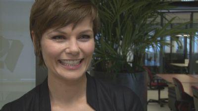 Angela Schijf is appendix liever kwijt dan rijk (Foto: Novum)
