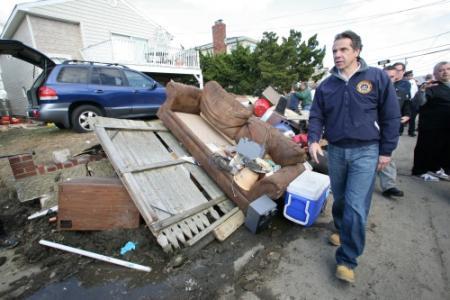 Mogelijk evacuaties door nieuwe storm VS
