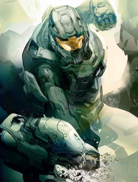 Halo 4 art 1