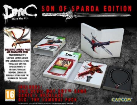 Devil May Cry Son of Sparda Edition