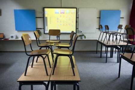 School Valkenswaard dicht