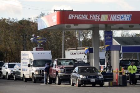 Benzine in New York op rantsoen