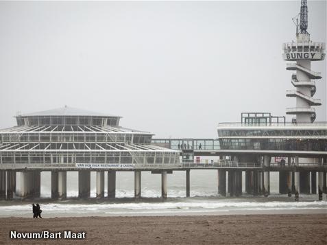 Pier van Scheveningen (Foto: Novum)