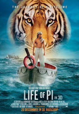Ang Lee zenuwachtig voor Life of Pi (Foto: Novum)