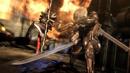 Metal Gear Rising: Revengeance (Foto: Konami)