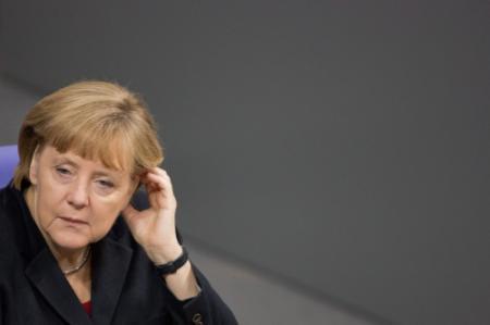 Merkel worstelt met homorechten