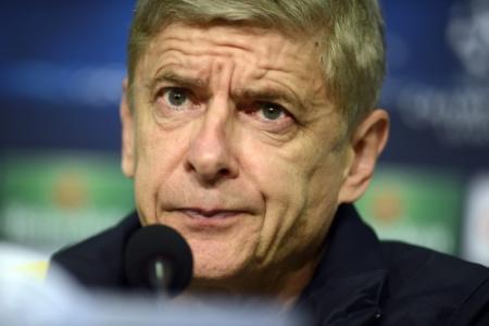 Wenger laat sterren van Arsenal thuis