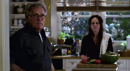 Martin Sheen en Sally Field als Uncle Ben en Aunt May