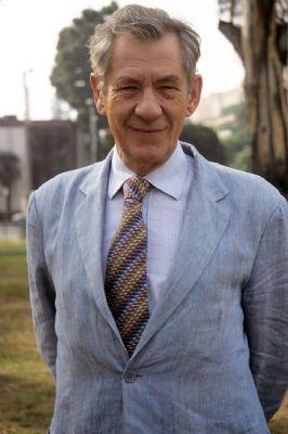 Sir Ian McKellen heeft prostaatkanker (Foto: Novum)