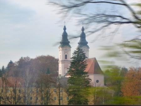Ergens in Zuid-Duitsland