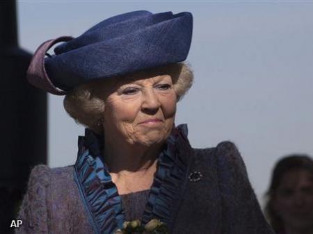 Beatrix uitgeroepen tot Nederlander van het jaar (Foto: Novum)