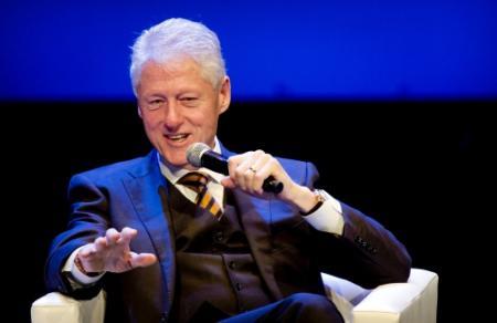 Scorsese maakt film over Bill Clinton