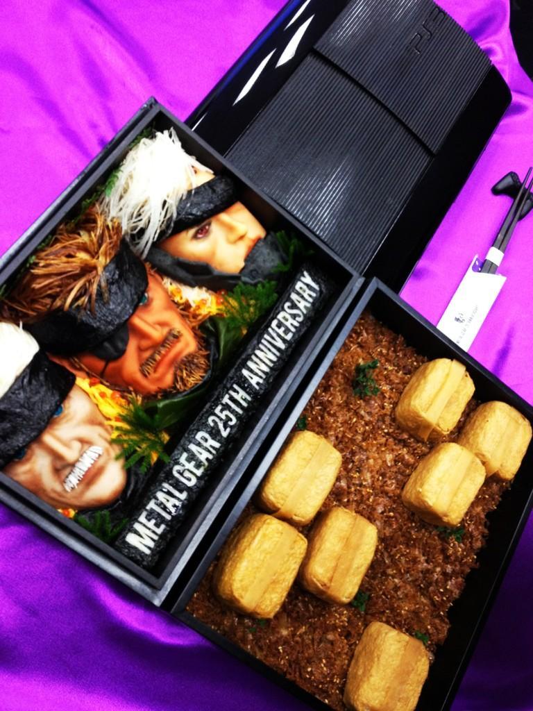 MGS 25th lunchbox