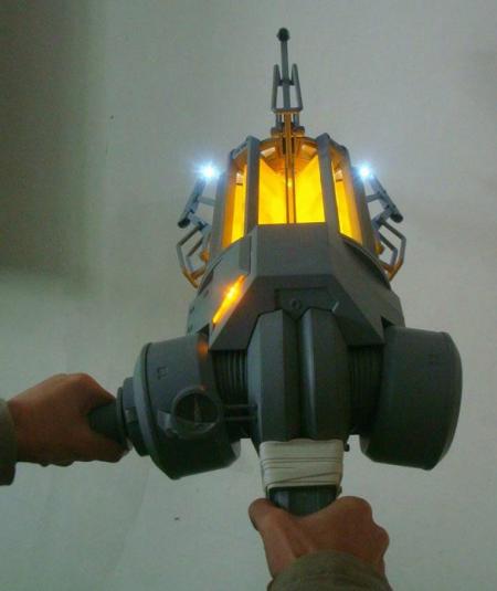 Gravity Gun Replica
