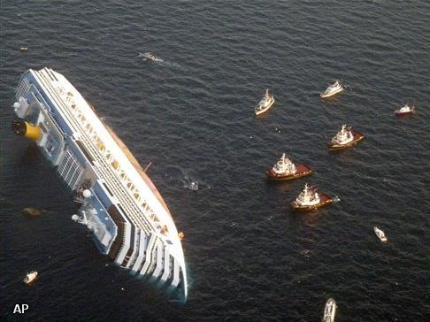 Costa Concordia (Foto: Novum)