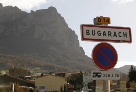 Bugarach is stormloop journalisten beu