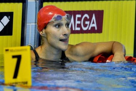 Zwemster Moravcova beëindigt loopbaan
