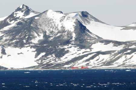 Argentijnen boos om'Elizabeth' op Antarctica