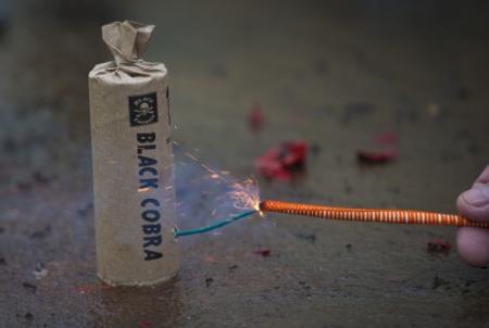 10.000 meldingen van vuurwerkoverlast