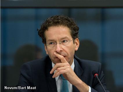 Jeroen Dijsselbloem (Foto: Novum)