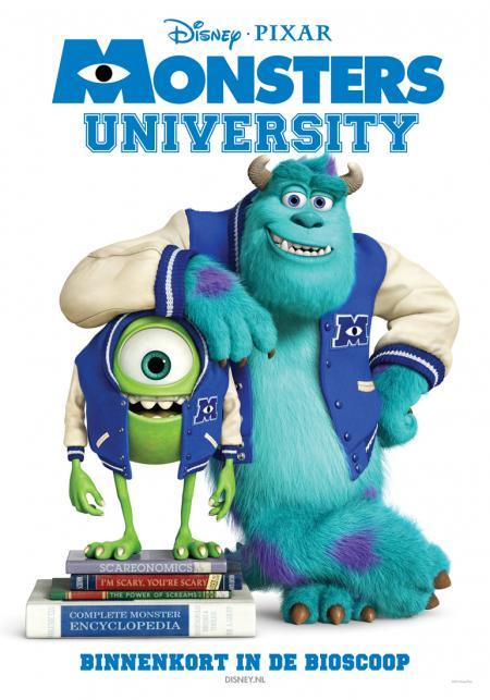 Monsters University (10-07-2013)