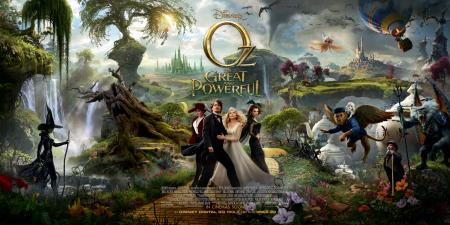 Oz: The Great And Powerful (14-02-2013)