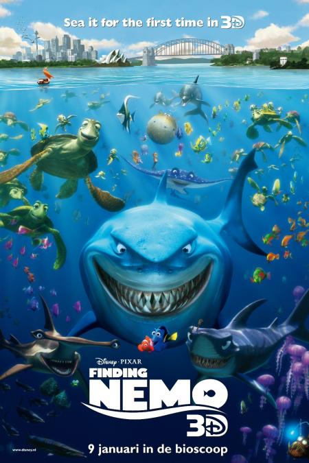 Finding Nemo 3D (09-01-2013)