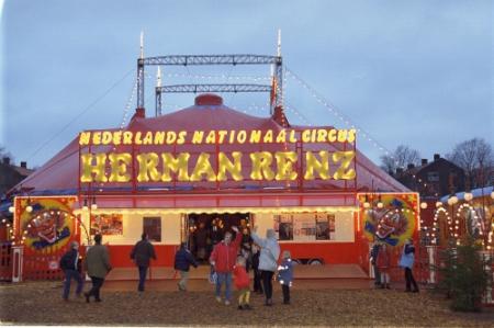Geen wilde dieren meer bij Circus Renz