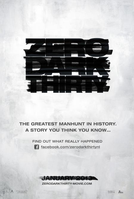 Zero Dark Thirty (24-01-2013)