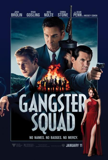 Gangster Squad (10-01-2013)
