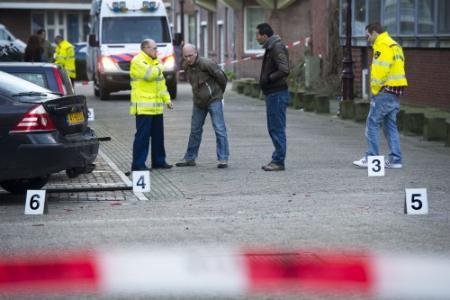 Wapen schietpartij Amsterdam gevonden