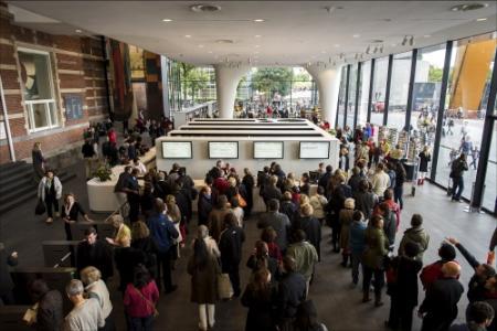 Goede cijfers voor Nederlandse musea