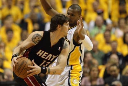 Pacers verslaan Miami Heat