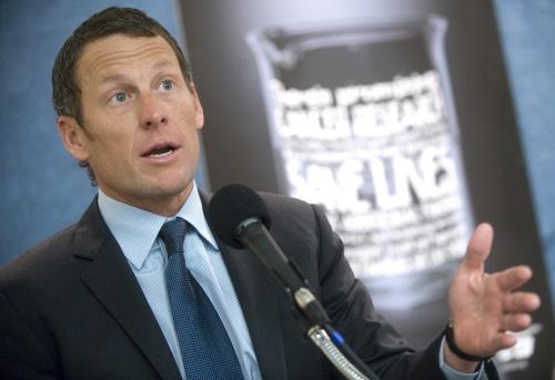 Lance Armstrong reageert op dopingschandaal