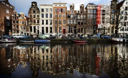 Amsterdam trapt jubileumjaar af