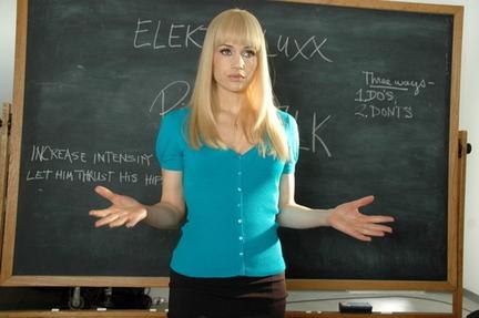 Elektra Luxx - Schoolbord
